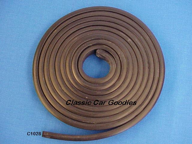 1955-1960 Chevy Fender Skirt Rubber 1956 1957 1958 1959