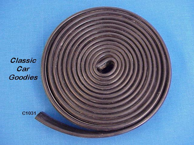 1949-1952 Chevy Fender Skirt Rubber 1950 1951