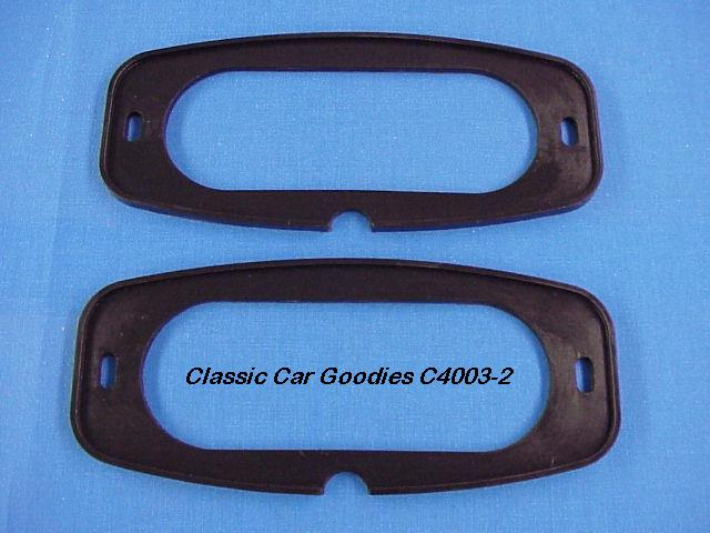 1941-1948 Chevy Tail Light Gaskets (2) 1942 1946 1947