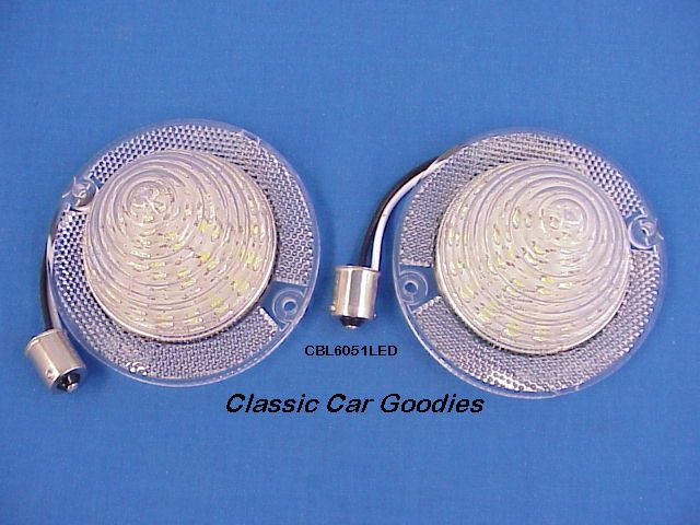 1960-1961 Chevy Belair Impala LED Back Up Lights