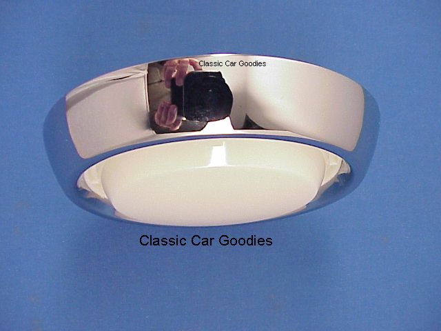 1955-1960 Chevy LED Dome Light 1956 1957 1958 1959 New!