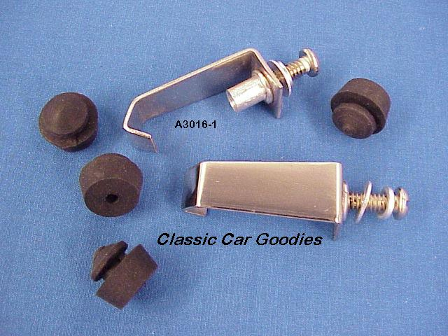 1928-1931 Ford Stone Guard Mounting Kit  1929 1930 SS