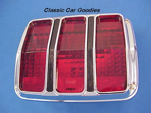 1964-1966 Ford Mustang Tail Light (1) 1965 Brand New!