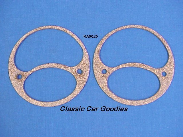 1928-1931 Ford Tail Light Cork Gaskets (2) 1929 1930