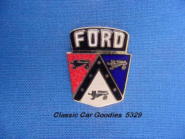 Ford Early Logo Truck? Hat Pin