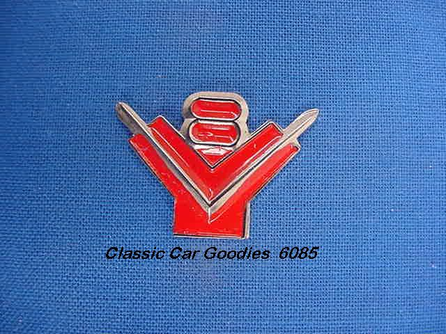 Ford V8 Hat Pin 272 292 312
