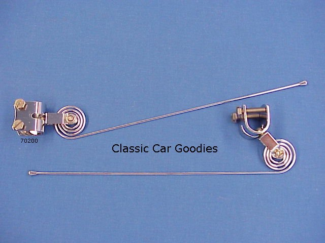 Curb Feelers Cat's Whiskers DELUXE Save the Whitewalls! FREE SHIPPING!