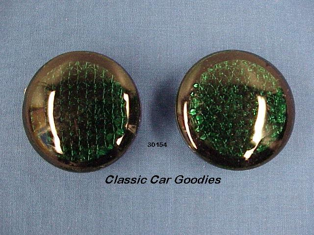 Led Accent Lights (2) Green Cruiser Rat Rod Custom Hot