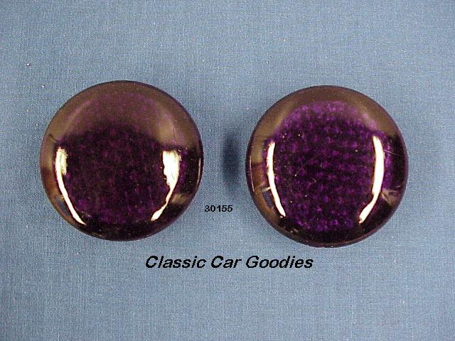 Led Accent Lights (2) Purple Cruiser Rat Rod Custom Hot