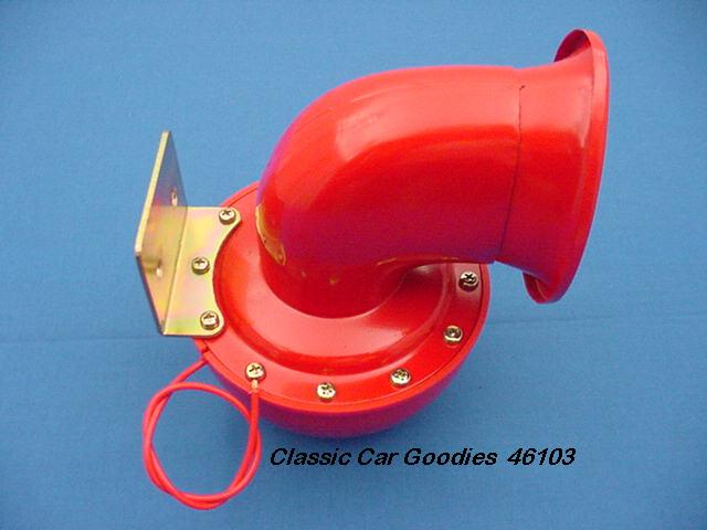 Horn Angry Bull 12 Volt. Brand New. Don't mess with the bull.