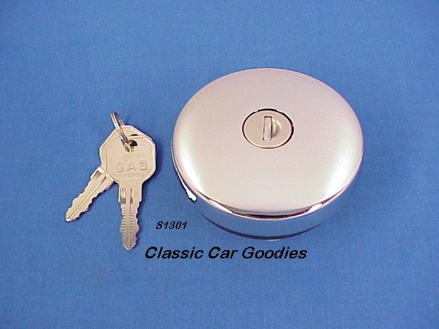 1947-1952 Chevy Truck Gas Cap Locks 1948 1949 1950 1951